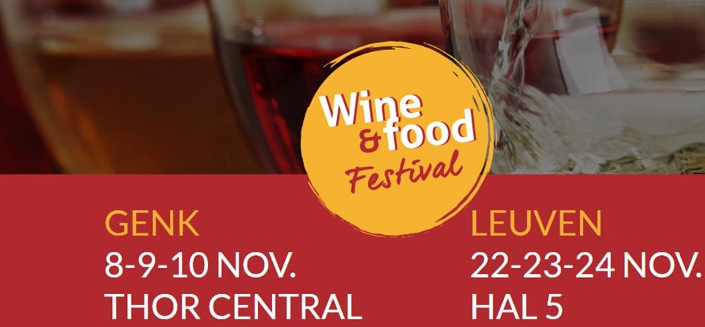 Winefair Genk & Leuven