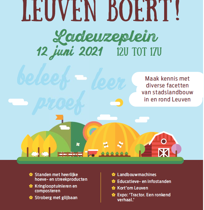 Leuven Boert!